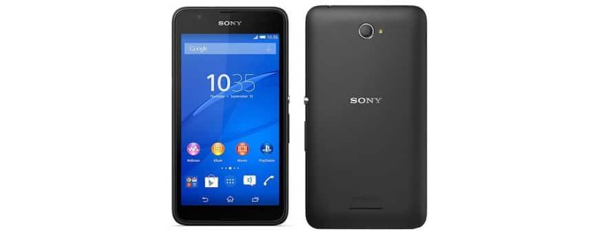 Køb Sony Xperia E4 mobil tilbehør - CaseOnline.se