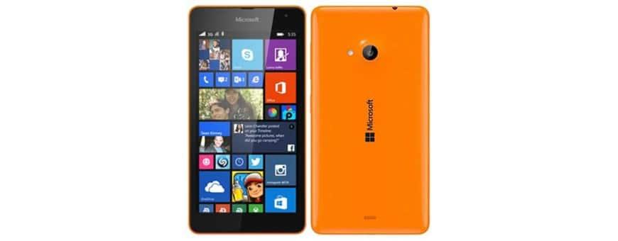 Køb mobil tilbehør til Microsoft Lumia 535 - CaseOnline.se