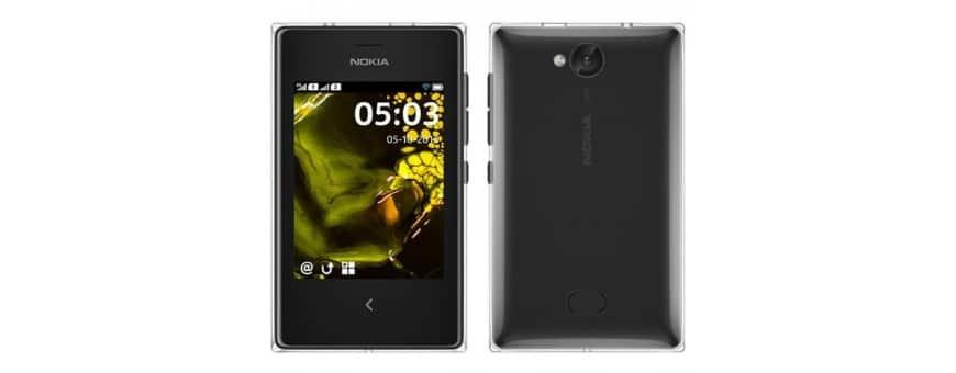Køb mobil tilbehør til Nokia Asha 503 på CaseOnline.se