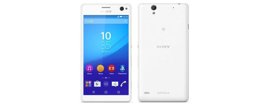 Køb mobil tilbehør til Sony Xperia C4 - CaseOnline.se