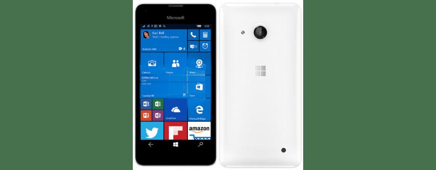 Køb mobil tilbehør til MS Lumia 550 på CaseOnline.se