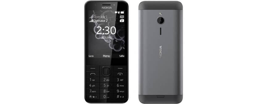 Køb mobil tilbehør til Nokia 230 på CaseOnline.se