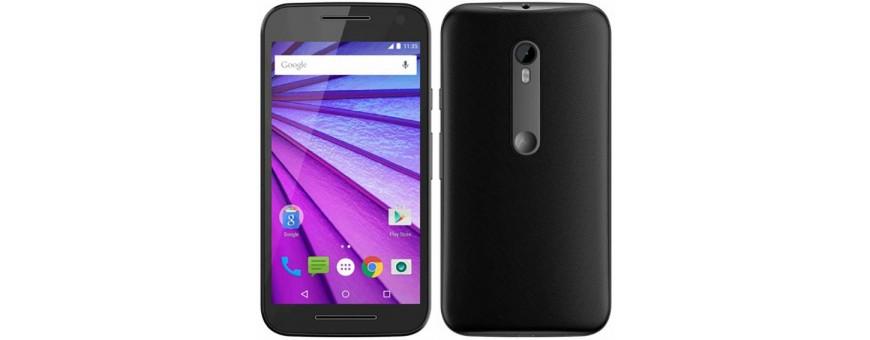 Køb mobil tilbehør til Motorola Moto G3 på CaseOnline.se