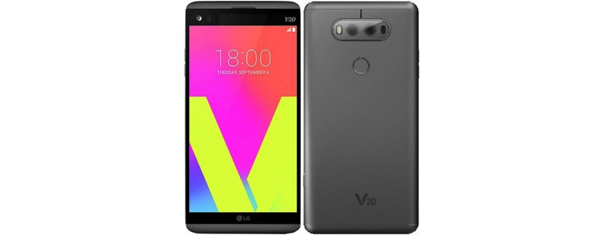Køb mobil tilbehør og covers til LG V20 på CaseOnline.se