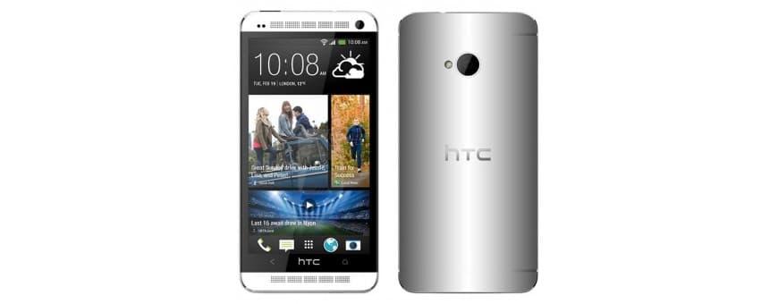 Køb mobil tilbehør til HTC ONE M7 på CaseOnline.se