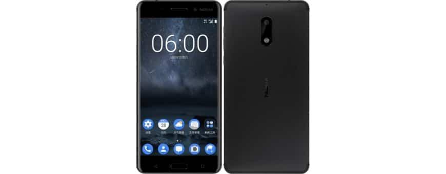 Køb mobil tilbehør til Nokia 6 på CaseOnline.se ALTID Gratis forsendelse!