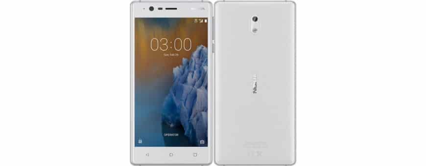 Køb mobil tilbehør til Nokia 3 på CaseOnline.se Gratis forsendelse!