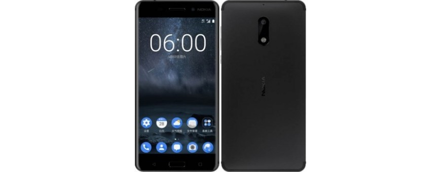 Køb mobil tilbehør til Nokia 8 på CaseOnline.se Gratis forsendelse!