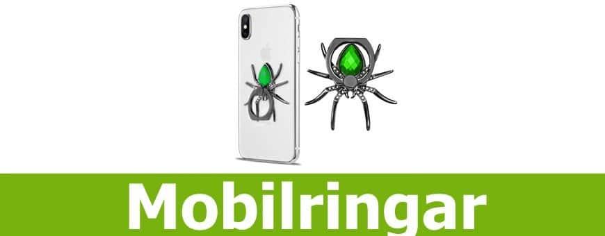 Køb mobilholder, mobilring, selfie til alle mobiltelefoner CaseOnline