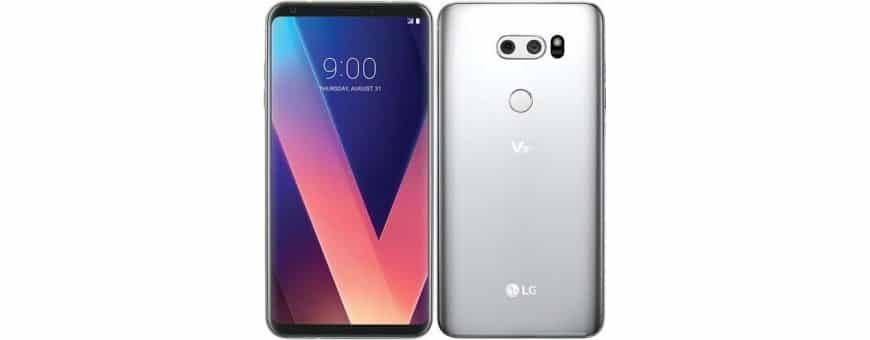 Køb mobil tilbehør til LG V30 på CaseOnline.se
