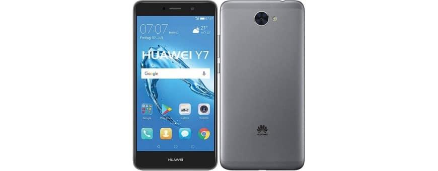 Køb mobil shell til Huawei Y7 2017 TRT-LX1 på CaseOnline.se