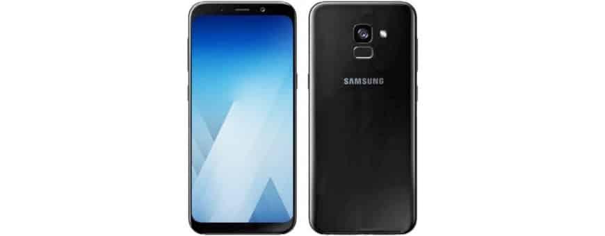 Køb mobil tilbehør til Samsung Galaxy A8 Plus 2018 SM-A730F