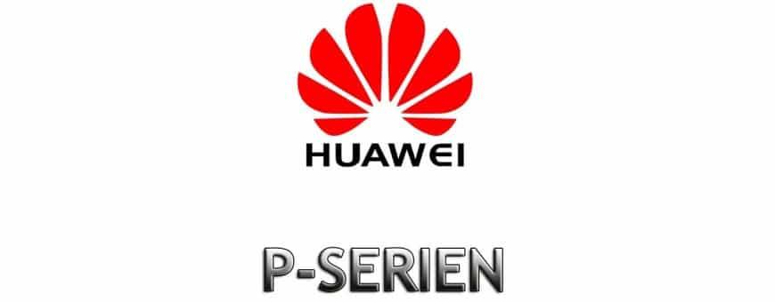 Køb billige mobil tilbehør til Huawei P-Series på CaseOnline.se