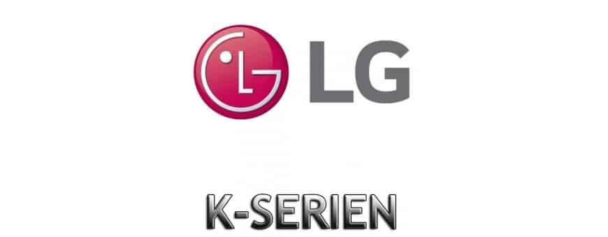 Køb billigt mobil tilbehør til LG K-Series på CaseOnline.se