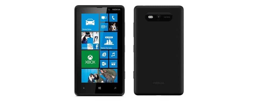 Køb mobil tilbehør Nokia Lumia 820 CaseOnline.se