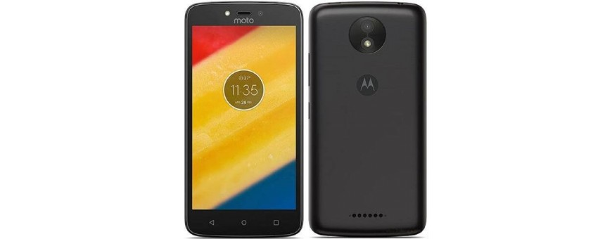 Køb mobil dækning og dækning til Motorola Moto C Plus på CaseOnline.se
