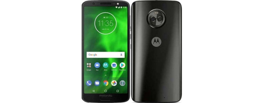 Køb mobilskal og tilbehør til Motorola Moto G6 Plus - CaseOnline.se