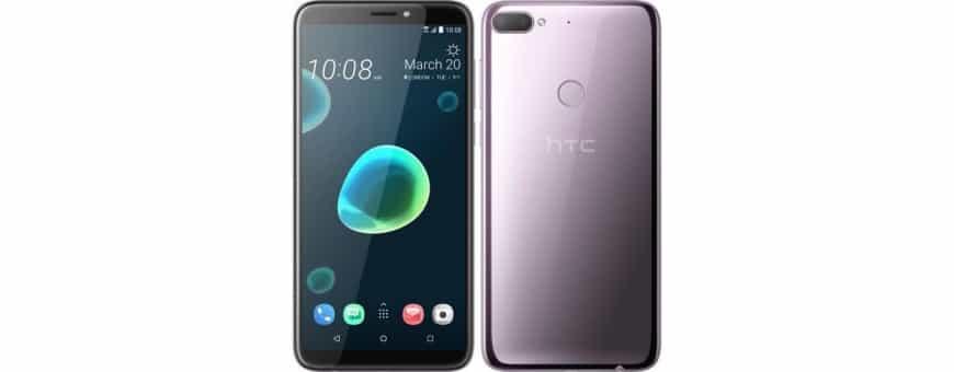 Køb mobildæksel og beskyttelse til HTC Desire 12 Plus på Caseoline.se