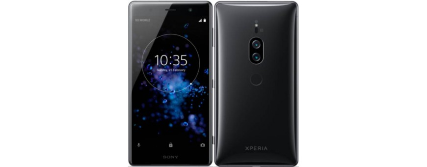 Køb mobildæksel og dækning til Sony Xperia XZ2 Premium på CaseOnline.se