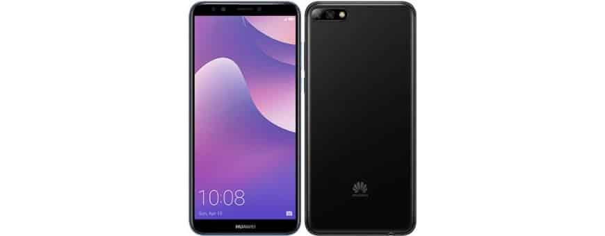 Køb mobil tilbehør til Huawei Y7 2018 på CaseOnline.se