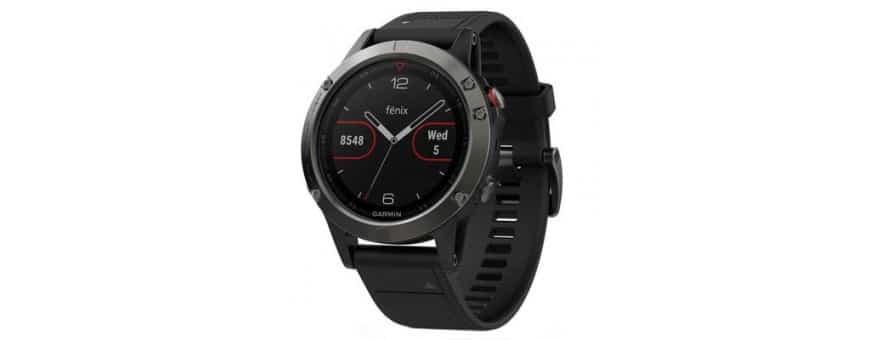 Køb armbånd og tilbehør til GARMIN Fenix 5 på CaseOnline.se