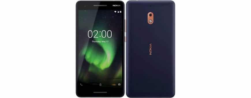 Køb mobil shell og tilbehør til Nokia 2.1 2018hos CaseOnline