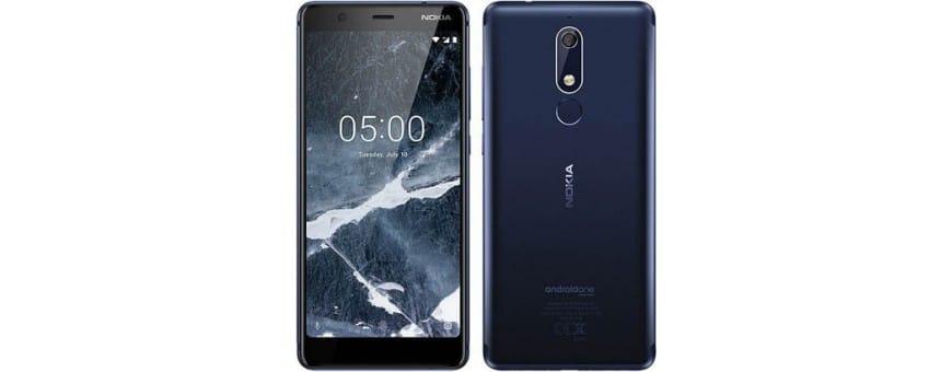 Køb mobil dækning, etui og dækning til Nokia 3.1 på CaseOnline.se