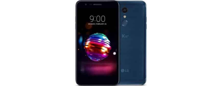 Køb mobildæksel og beskyttelse til LG K10 2018   CaseOnline.se