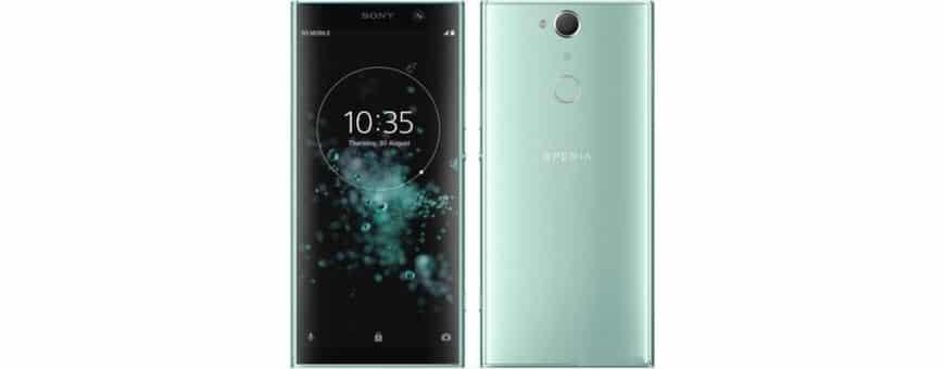 Køb mobildæksel og dækning til Sony Xperia XA2 Plus på CaseOnline.se