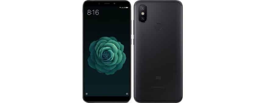 Køb mobilt shell og mobilt etui til Xiaomi Mi A2 på CaseOnline.se