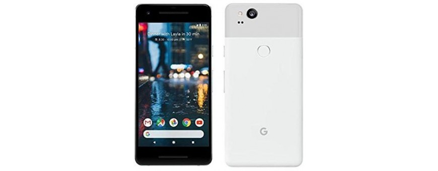 Køb mobil tilbehør til Google Pixel 2 på CaseOnline.se