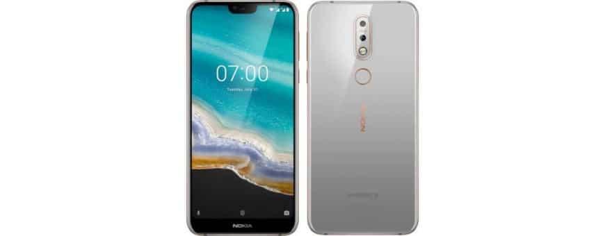 Billigt mobil tilbehør til Nokia 7.1 2018 på CaseOnline.se