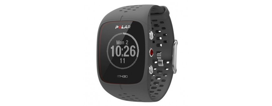 Køb armbånd og tilbehør til Polar M430 HR på CaseOnline.se