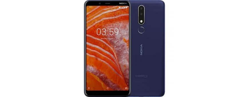Køb mobilskal og tilbehør til Nokia 3.1 Plus på CaseOnline.se