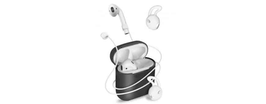 Køb Apple Airpods tilbehør og beskyttelse på CaseOnline.se