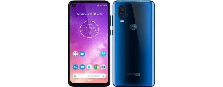 Køb mobil shell og dæk Motorola One Vision på CaseOnline.se